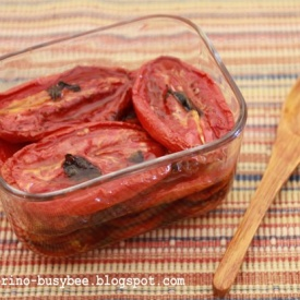 Pomodori Essiccati or Semi-dried Tomatoes