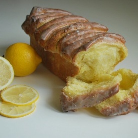 Lemon coffee bread