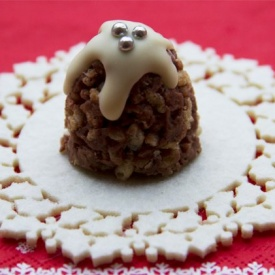 Christmas pudding (o quasi)