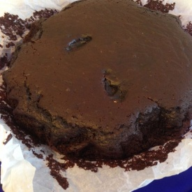 Torta al cioccolato light