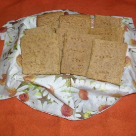 Crackers al miele
