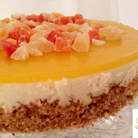 Cheesecake Light allo Yogurt e Mango