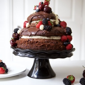 Black Forest Gateau - Torta Foresta Nera