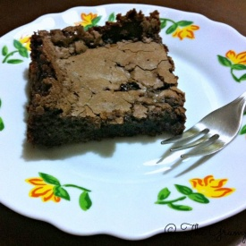 I brownies di Cristina