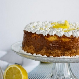 Classic Lemon Cheesecake di Donna Hay