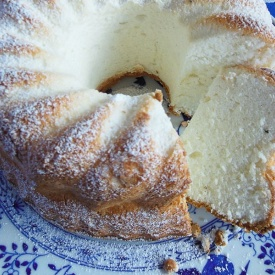 Angel Food Cake di Montersino