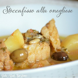 Stoccafisso all'onegliese