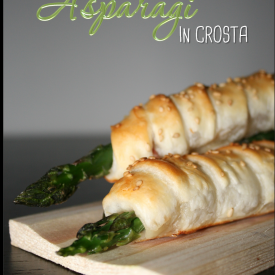 Asparagi in crosta