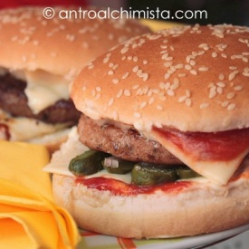 ONION CHEESEBURGER