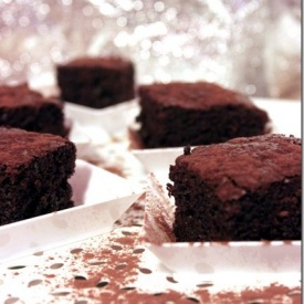 Brownies ai 3 Cioccolati