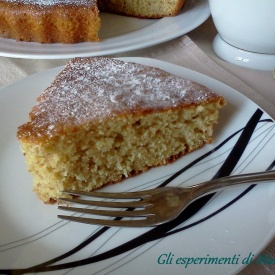 Torta integrale allo yogurt