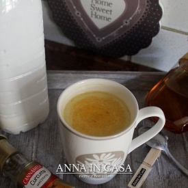 Golden milk Annaincasa