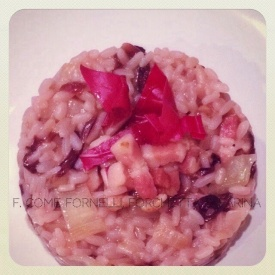 Risotto in rosa... per le donne
