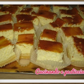 Cheesecake al quark