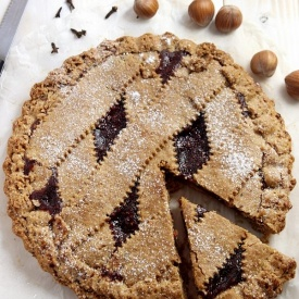 Linzer Torte (light)